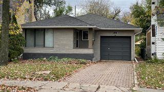 Main Photo: 126 Hazel Dell Avenue in Winnipeg: Fraser's Grove Residential for sale (3C)  : MLS®# 202125382