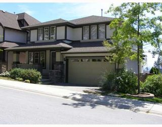 "Photo 1: 110 FERNWAY Drive in Port_Moody: Heritage Woods PM House for sale in ""STONERIDGE"" (Port Moody)  : MLS®# V778674"