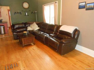 Photo 2: 577 Beresford Avenue in WINNIPEG: Manitoba Other Residential for sale : MLS®# 1323375