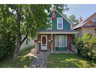 Main Photo: 1007 18 AV SE in CALGARY: Ramsay Residential Detached Single Family for sale (Calgary)  : MLS®# C3578433