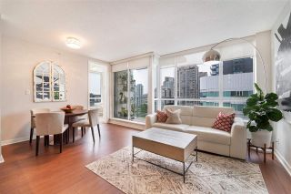 """Photo 3: 1106 821 CAMBIE Street in Vancouver: Downtown VW Condo for sale in """"RAFFLES ON ROBSON"""" (Vancouver West)  : MLS®# R2587402"""