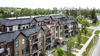 Photo 3: 106 3320 3 Avenue NW in Calgary: Parkdale Apartment for sale : MLS®# A1150757