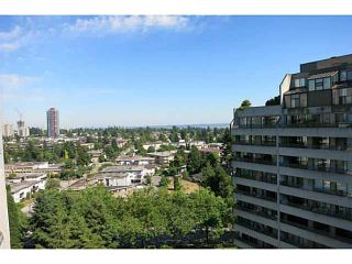 "Photo 1: 1507 4134 MAYWOOD Street in Burnaby: Metrotown Condo for sale in ""PARK AVENUE TOWERS"" (Burnaby South)  : MLS®# V1076030"