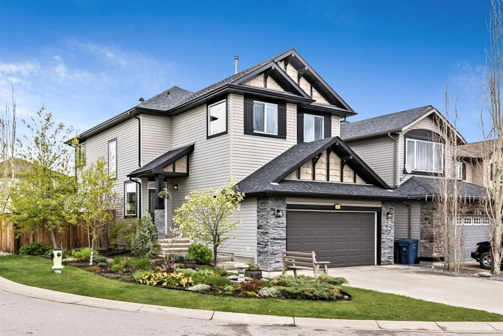 Main Photo: 232 Tuscany Reserve Rise NW in Calgary: Tuscany Detached for sale : MLS®# A1112991