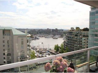 """Photo 8: 1006 1500 HOWE Street in Vancouver: Yaletown Condo for sale in """"DISCOVERY"""" (Vancouver West)  : MLS®# V899681"""