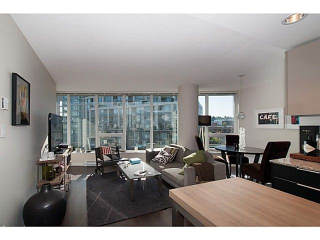 "Main Photo: 509 445 W 2ND Avenue in Vancouver: False Creek Condo for sale in ""Maynards Block"" (Vancouver West)  : MLS®# V1083992"