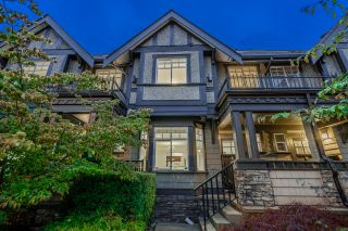 """Photo 1: 782 ST. GEORGES Avenue in North Vancouver: Central Lonsdale Townhouse for sale in """"St. Georges Row"""" : MLS®# R2409256"""