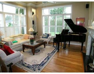 Photo 2: 7964 SUNNYMEDE GT in Richmond: 51 Broadmoor House for sale : MLS®# V625947