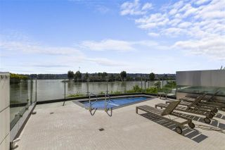 """Photo 26: 503 210 SALTER Street in New Westminster: Queensborough Condo for sale in """"PENINSULA"""" : MLS®# R2579738"""