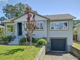 Photo 1: 2547 Scott St in VICTORIA: Vi Oaklands House for sale (Victoria)  : MLS®# 761489