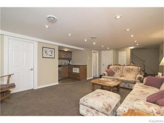 Photo 15: 600 FOXGROVE Avenue in East St Paul: Birdshill Area Residential for sale (North East Winnipeg)  : MLS®# 1603270