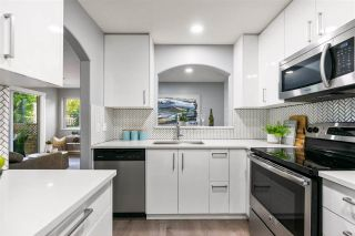 """Photo 1: 101 3128 FLINT Street in Port Coquitlam: Glenwood PQ Condo for sale in """"Fraser Court Terrace"""" : MLS®# R2582771"""