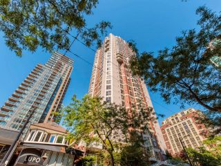 """Main Photo: 703 867 HAMILTON Street in Vancouver: Downtown VW Condo for sale in """"Jardine' Lookout"""" (Vancouver West)  : MLS®# R2616057"""