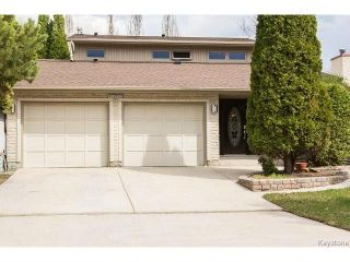 Photo 1: 47 Apex Street in WINNIPEG: Charleswood Residential for sale (South Winnipeg)  : MLS®# 1511231