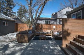 Photo 18: 351 Borebank Street in Winnipeg: River Heights North Residential for sale (1C)  : MLS®# 1807543