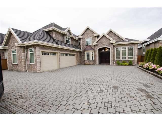 Main Photo: 4191 GRANVILLE AV in Richmond: Riverdale RI House for sale : MLS®# V1059282