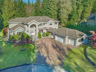 Photo 1: 130 SEYMOUR VIEW Road: Anmore House for sale (Port Moody)  : MLS®# R2518440