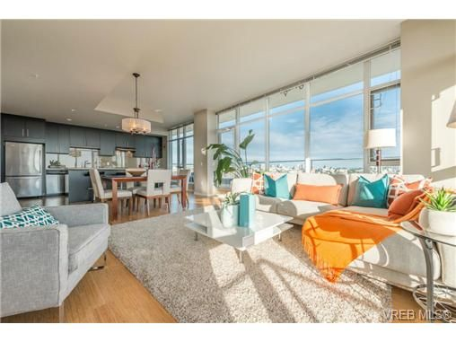 Main Photo: 901 373 Tyee Rd in VICTORIA: VW Victoria West Condo for sale (Victoria West)  : MLS®# 732320