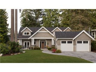 """Photo 1: 1128 TALL TREE Lane in North Vancouver: Canyon Heights NV House for sale in """"CANYON HEIGHTS"""" : MLS®# V1043343"""