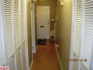 """Photo 2: 5 3015 TRETHEWEY Street in Abbotsford: Abbotsford West Townhouse for sale in """"BIRCH GROVE TERRACE"""" : MLS®# F1025529"""