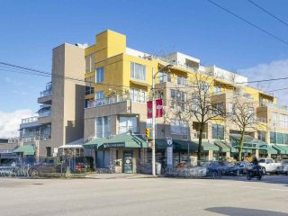 """Photo 1: 301 1978 VINE Street in Vancouver: Kitsilano Condo for sale in """"CAPERS BUILDING"""" (Vancouver West)  : MLS®# R2224832"""