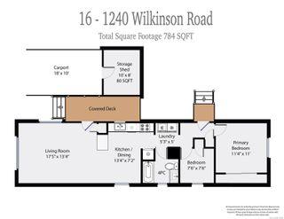Photo 6: 16 1240 Wilkinson Rd in : CV Comox Peninsula Manufactured Home for sale (Comox Valley)  : MLS®# 881930