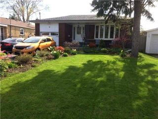Photo 1: 16 Homestead Road in Toronto: West Hill House (Bungalow) for lease (Toronto E10)  : MLS®# E3860563