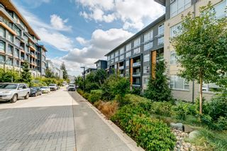 """Photo 22: 102 9168 SLOPES Mews in Burnaby: Simon Fraser Univer. Condo for sale in """"Veritas by Polygon"""" (Burnaby North)  : MLS®# R2617612"""