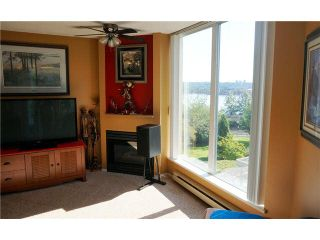 "Photo 3: 606 71 JAMIESON Court in New Westminster: Fraserview NW Condo for sale in ""THE PALACE QUAY"" : MLS®# V1085293"