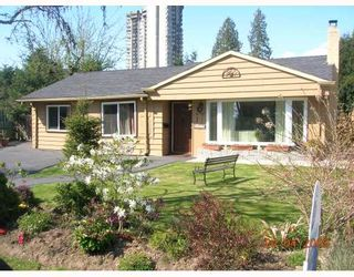 """Photo 1: 1840 SOWDEN Street in North_Vancouver: Norgate House for sale in """"NORGATE"""" (North Vancouver)  : MLS®# V763285"""
