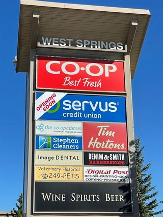 Photo 33: 401 8000 Wentworth Drive SW in Calgary: West Springs Row/Townhouse for sale : MLS®# A1148308
