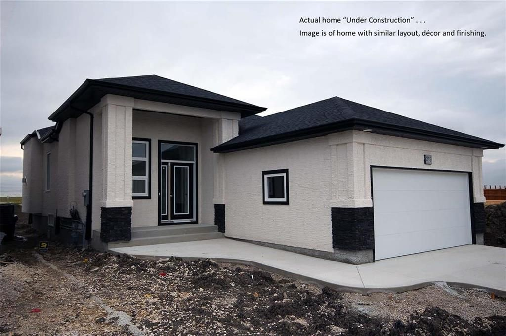 Main Photo: 35 Falcon Cove in St Adolphe: Tourond Creek Residential for sale (R07)  : MLS®# 202101351