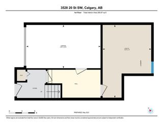 Photo 24: 3528 20 Street SW in Calgary: Altadore Row/Townhouse for sale : MLS®# A1115941