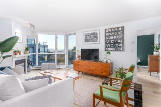 Photo 2: 604 1425 W 6TH AVENUE in Vancouver: False Creek Condo for sale (Vancouver West)  : MLS®# R2447311