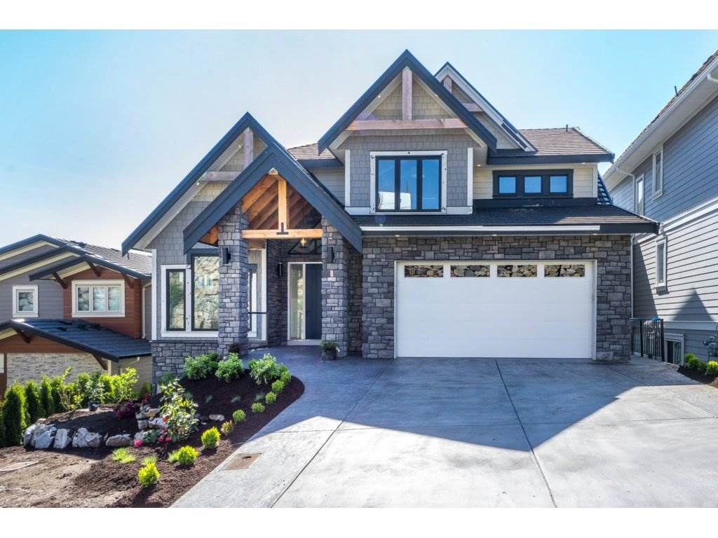 Main Photo: LT.13 35452 MAHOGANY Drive in Abbotsford: Abbotsford East House for sale : MLS®# R2134536