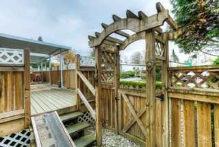 Photo 16: 28 145 KING EDWARD Street in Coquitlam: Maillardville Manufactured Home for sale : MLS®# R2014423