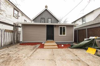 Photo 3: 602 Aberdeen Avenue in Winnipeg: North End Residential for sale (4A)  : MLS®# 202110518
