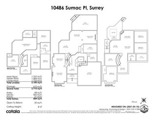 """Photo 3: 10486 SUMAC Place in Surrey: Fraser Heights House for sale in """"Glenwood Estates"""" (North Surrey)  : MLS®# R2579473"""