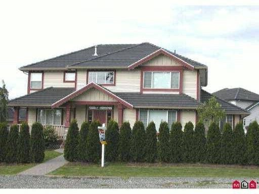 Main Photo: 18275 64th Avenue in Surrey: Cloverdale BC House for sale (Cloverdale)  : MLS®# F1124686
