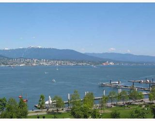 "Photo 1: 703 1281 W CORDOVA Street in Vancouver: Coal Harbour Condo for sale in ""Callisto"" (Vancouver West)  : MLS®# V766001"