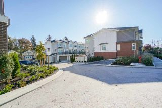 """Photo 2: 24 9688 162A Street in Surrey: Fleetwood Tynehead Townhouse for sale in """"CANOPY LIVING"""" : MLS®# R2513628"""