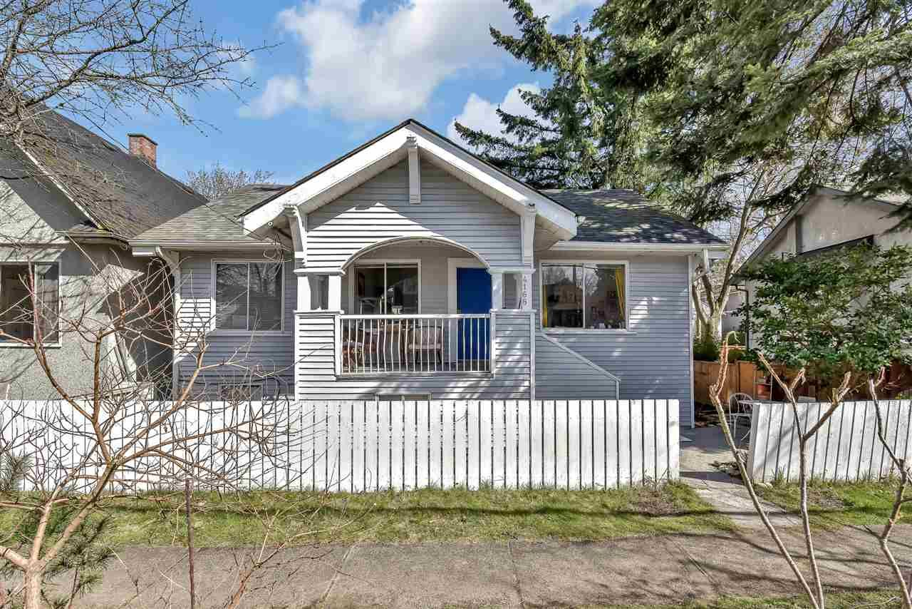 Main Photo: 4168 JOHN STREET in Vancouver: Main House for sale (Vancouver East)  : MLS®# R2558708