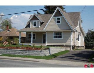 Photo 1: 7684 CEDAR Street in Mission: Mission BC House for sale : MLS®# F2903727