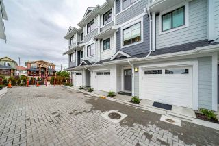 "Photo 19: 42 189 WOOD Street in New Westminster: Queensborough Townhouse for sale in ""RIVER MEWS"" : MLS®# R2466594"