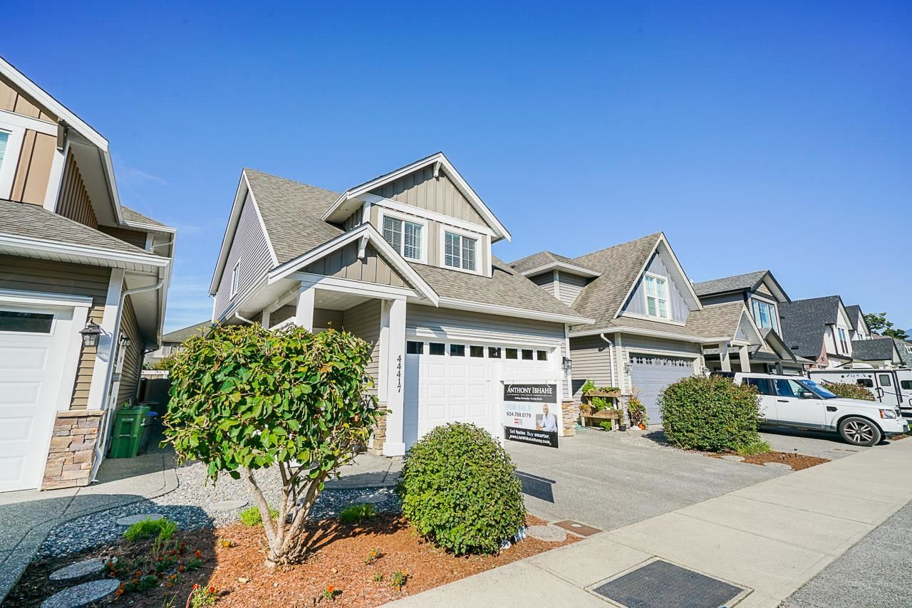 Main Photo: 44417 SHERRY Drive in Chilliwack: Vedder S Watson-Promontory House for sale (Sardis)  : MLS®# R2619896