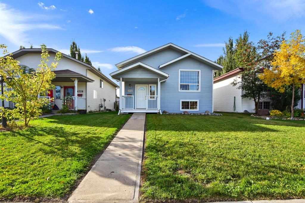 Main Photo: 4333 58 Street: Red Deer Detached for sale : MLS®# A1149215
