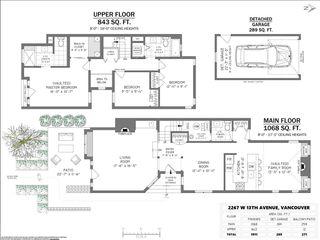 Photo 21: 2267 W 13TH Avenue in Vancouver: Kitsilano 1/2 Duplex for sale (Vancouver West)  : MLS®# R2589768
