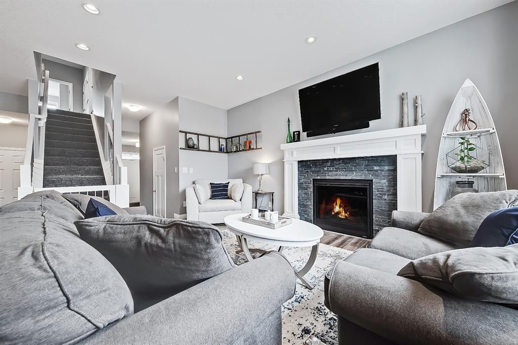 Photo 3: Photos: 188 Masters Rise SE in Calgary: Mahogany Detached for sale : MLS®# A1103205