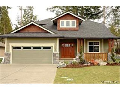 Main Photo: 2509 Glendoik Way in MILL BAY: ML Mill Bay House for sale (Malahat & Area)  : MLS®# 463066