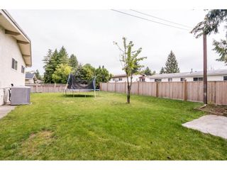 Photo 35: 2316 BEVAN Crescent in Abbotsford: Abbotsford West House for sale : MLS®# R2494415